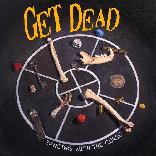 "Get Dead ""Dancing With The Curse"" LP"