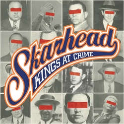 "Skarhead ""Kings At Crime"" LP"