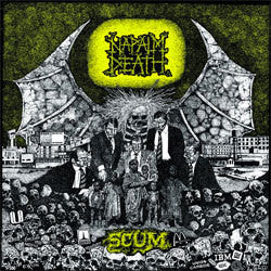 "Napalm Death ""Scum"" LP"