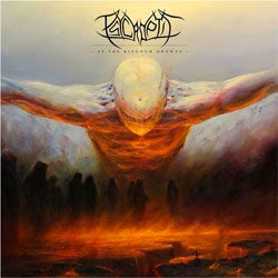 "Psycroptic ""As The Kingdom Drowns"" LP"