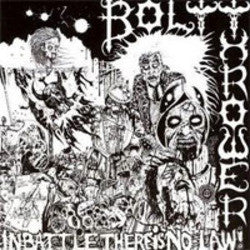"Bolt Thrower ""In Battle There Is No Law!"" LP"