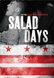 Salad Days: A Decade Of Punk In Washington, DC (1980-90) DVD
