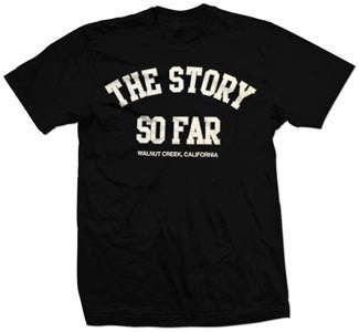 "The Story So Far ""Varsity"" T Shirt"
