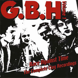 "G.B.H ""Race Against Time Vol 1"" 2xLP"