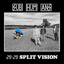 "Subhumans ""29:29 Split Vision"" LP"