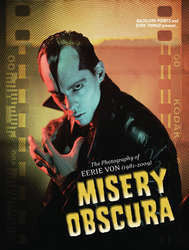 "Eerie Von ""Misery Obscura"" Book"