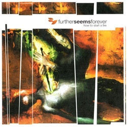 "Further Seems Forever ""How To Start A Fire"" LP"