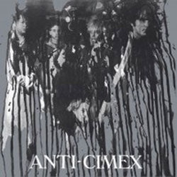"Anti Cimex ""Self Titled"" LP"