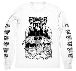 "Power Trip ""Skeleton"" Long Sleeve"
