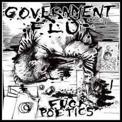 "Government Flu ""Fuck Poetics"" 7"""