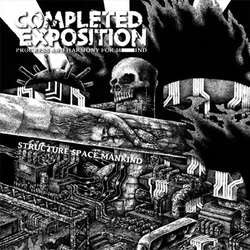 "Completed Exposition	""Structure Space Mankind""	LP"
