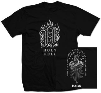 "Architects ""Forever A Flame"" T Shirt"