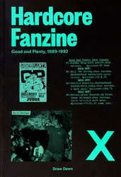 """Hardcore Fanzine: Good And Plenty 1989-1992"" Book"