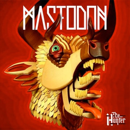 "Mastodon ""The Hunter"" LP"