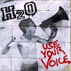 "H2O ""Use Your Voice"" LP"