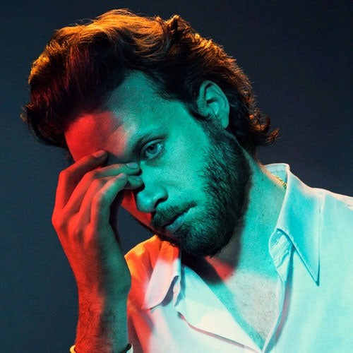 "Father John Misty ""God's Favourite Customer"" LP"