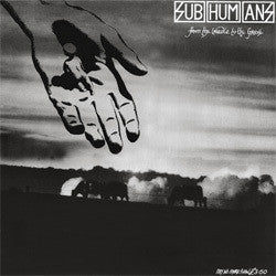 "Subhumans ""From Cradle To Grave"" LP"