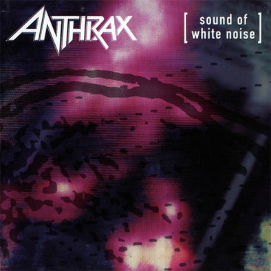 "Anthrax ""Sound Of White Noise"" LP"