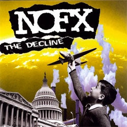 "NOFX ""The Decline"" CD"