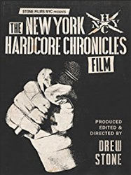 "Drew Stone ""The New York Hardcore Chronicles Film"" DVD"