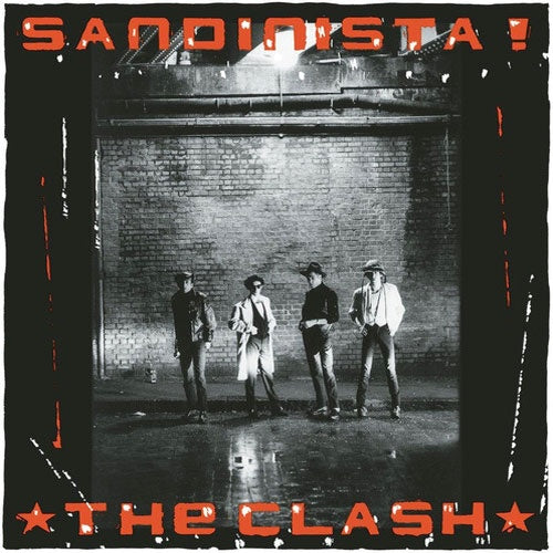 "The Clash ""Sandinista"" 3xLP"