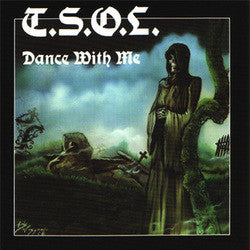"TSOL ""Dance With Me"" CD"