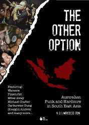 "The Other Option ""Australian Punk & Hardcore In South East Asia"" DVD"