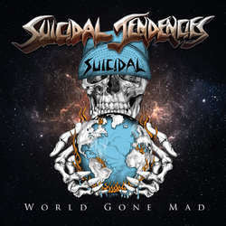"Suicidal Tendencies ""World Gone Mad"" CD"