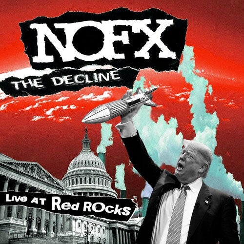 "NOFX ""The Decline Live At Red Rocks"" 12"""