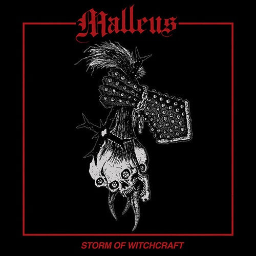 "Malleus ""Storm Of Witchcraft"" LP"