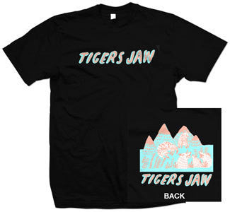 "Tigers Jaw ""Wolves"" T Shirt"