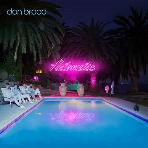 "Don Broco ""Automatic"" 2xLP"