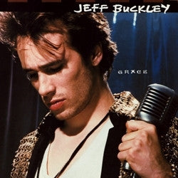 "Jeff Buckley ""Grace"" LP"