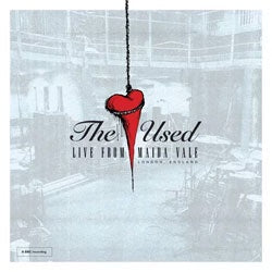 "The Used ""The Used Live From Maida Vale"" 12"""