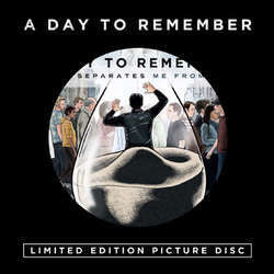 "A Day To Remember ""What Separates Me From You"" Pic LP"