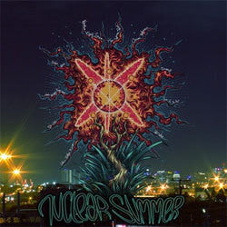 "Nuclear Summer ""Self Titled"" LP"