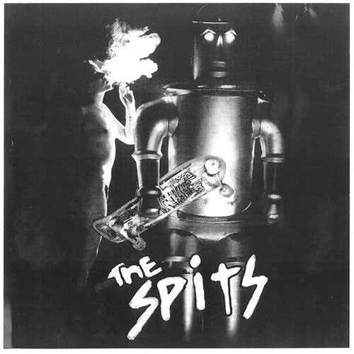 "The Spits ""Self Titled #1"" LP"