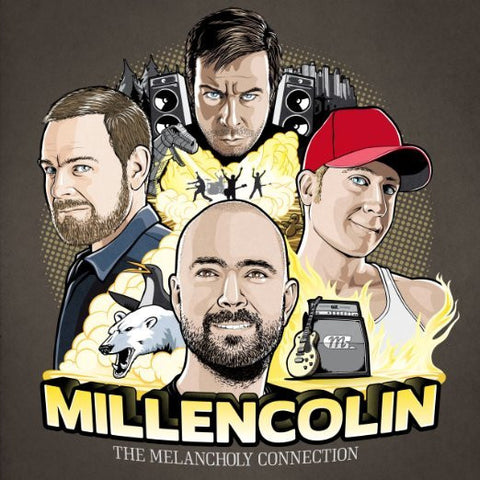 "Millencolin ""Melancholy"" CD+DVD"