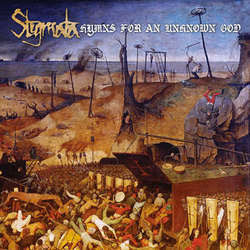 "Stigmata ""Hymns For An Unknown God"" LP"