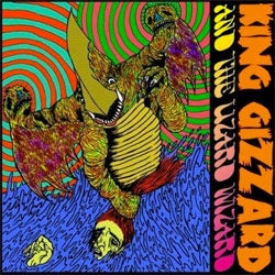 "King Gizzard & The Lizard Wizard ""Willoughby's Beach"" LP"