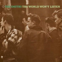 "The Smiths ""The World Won't Listen"" LP"