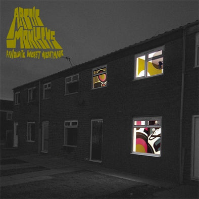 "Arctic Monkeys ""Favourite Worst Nightmare"" LP"