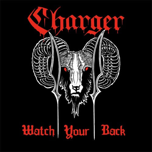 "Charger ""Watch Your Back"" 12"""