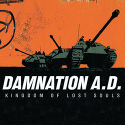 "Damnation A.D ""Kingdom Of Lost Souls"" LP"