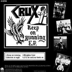 "Crash / Crux ""Split"" 12"""