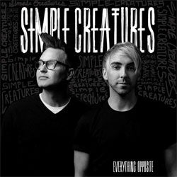 "Simple Creatures ""Everything Opposite"" 12"""
