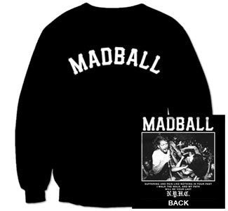 "Madball ""Last Path"" Crew Neck Sweatshirt"