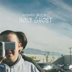 "Modern Baseball ""Holy Ghost"" LP"