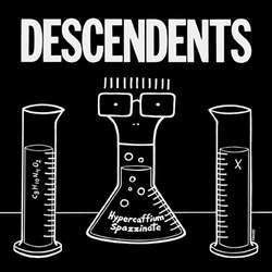 "Descendents ""Hypercaffium Spazzinate"" CD"