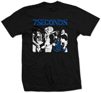"7 Seconds ""The Crew"" T Shirt"